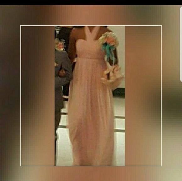 eebd70cfb4c David s Bridal Dresses   Skirts - Size 4 Davids Bridal Bellini Versa Dress